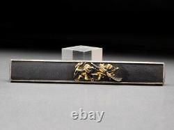 FINE SAMURAI KOZUKA 18-19thC Japanese Edo Samurai Katana Koshirae Antique F868