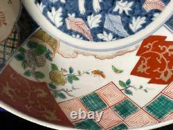 Fine Antique Japanese Imari Porcelain Bowl Large bowl