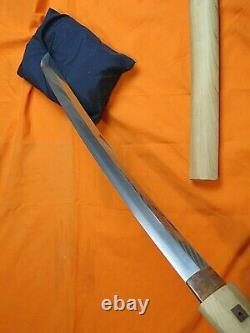 Fine Shuguha Wakizashi Antique Samurai Japonais Koshirae Saya Katana Menuki