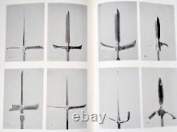 Livre D'épée Japonais Samouraï Fine Yari Spears Du Japon Arme Soldat Mz
