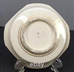Rare Japonais Meiji Satsuma Bowl Avec De Belles Décorations, Signé