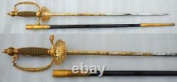 Seconde Guerre Mondiale Très Fine - Rare Japonais Diplomate Short Sword